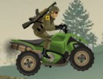 لعبة دراجة الجيش الامريكي النارية