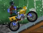 دراجة المدينة المدمرة