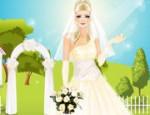 لعبة تلبيس العروسة الفاتنة