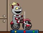 دراجة الروبوتات الذكية