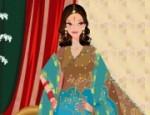 لعبة تلبيس العروسة الهندية 2