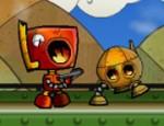 لعبة الروبوتات البخارية